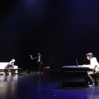 戯曲選抜チーム『机上の空論』