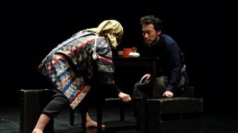 亀二藤『酒とお蕎麦と男と女』
